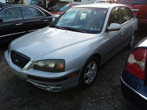 2004 Hyundai Elantra GT 4Cylinder 170k Miles Very Reliable for Sale in Bowie, MD