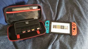 Nintendo switch for Sale in San Angelo, TX