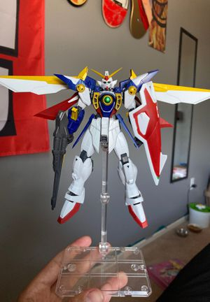 Gundam Universe 02 Wing Gundam for Sale in Perris, CA