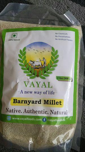 Indian Barnyard Millet(udalu) for Sale in Brandon, FL