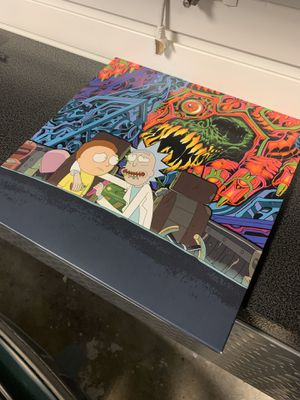 Rick & Morty Soundtrack Vinyl Record for Sale in National City, CA
