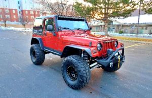 Front Power Lumbar Support2003 Jeep Wrangler for Sale in Lynchburg, VA
