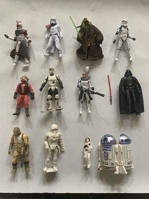 50 Vintage & Rare Star Wars Action Figures for Sale in Austin, TX