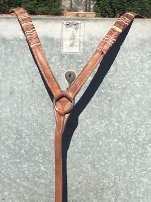 Breast collar and bridle for Sale in Homeland, CA