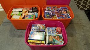 181 VHS Family Friendly/Mostly Disney for Sale in Kennewick, WA