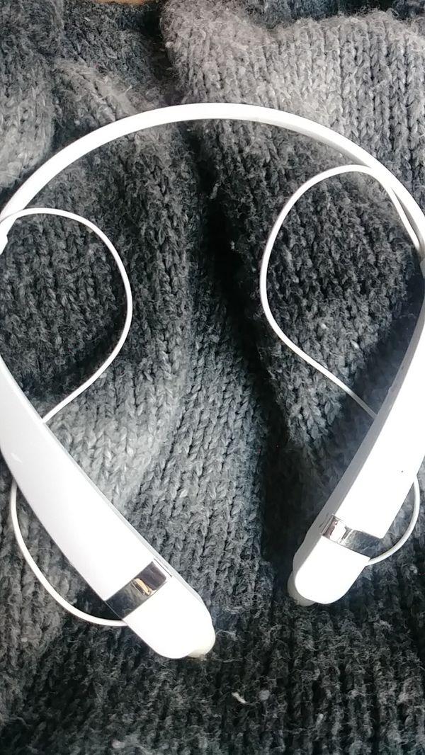 LG aptX Bluetooth headphones