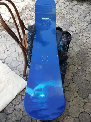 VINTAGE Burton Supermodel 68 Snowboard for Sale in Fort Lauderdale, FL