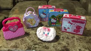 All - 3 Hello Kitty Collectible Carry All Tin Lunch Box's for Sale in Franklin, TN