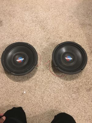 10 inch subwoofers for Sale in Richmond, VA