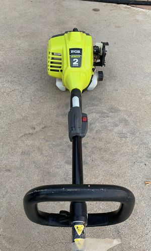 Ryobi 2 cycle full crank gas powered for Sale in Norco, CA