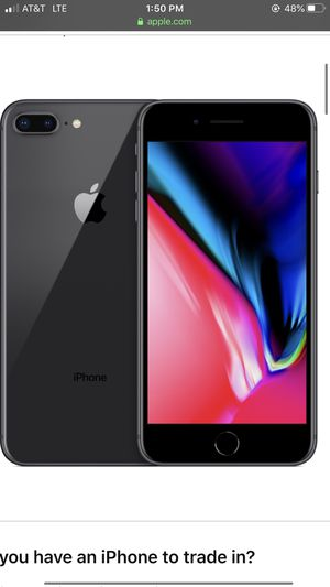 iPhone 8 Plus for Sale in Ashland City, TN