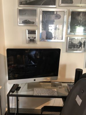 "27"" Apple iMac 2.7 ghz intel core i5 for Sale in Brooklyn, NY"