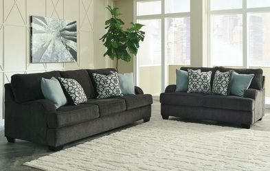 SALE Ashley Charenton sofa and loveseat for Sale in Houston,  TX