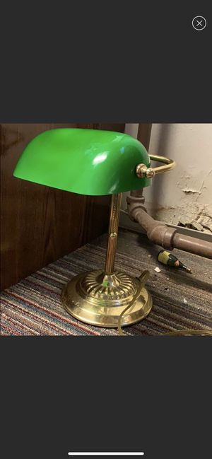 Vintage lamp for Sale in Sioux Falls, SD