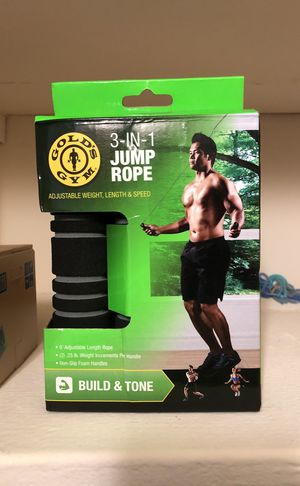 Jump rope- Brand new for Sale in Chillum, MD
