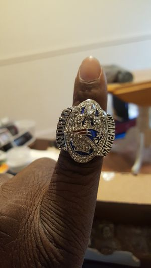 New England patriots Superbowl ring for Sale in Baltimore, MD