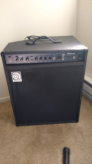 Combo Bass amplifier Ampeg BA-210 v2 450 watts for Sale in San Jose, CA