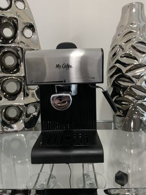 Mr. Coffee Steam Espresso and Cappuccino Maker for Sale in Dallas, TX