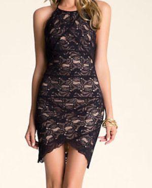 Bebe Lace Halter Dress for Sale in Alexandria, VA