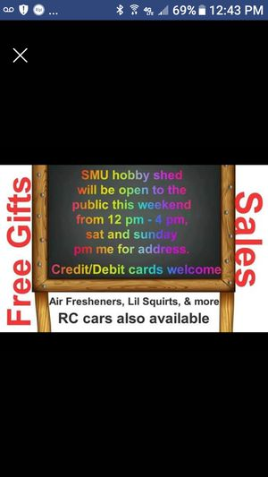 SMU HOBBY SHED OPEN HOUSE for Sale in Cedar Hill, MO