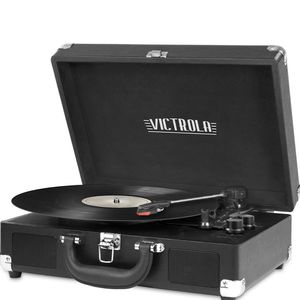 Victrola Record Player w/ Michael Jackson Thriller Vinyl for Sale in Union City, CA