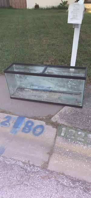 FREE 55 GALLON FISH TANK for Sale in Largo, FL