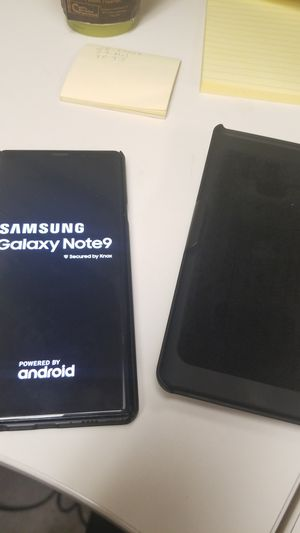 Samsung Galaxy Note 9 for Sale in Blacklick, OH