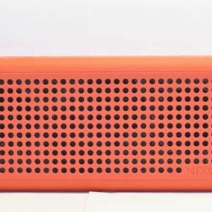 New Red NIXON BLASTER Portable Water Resistant Bluetooth Speaker for Sale in Boston, MA