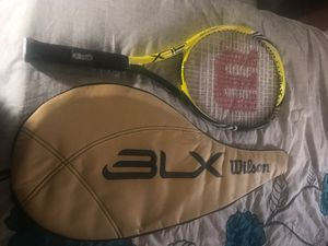 Wilson Pro .26 tennis racket used 2xs for Sale in Tustin, CA