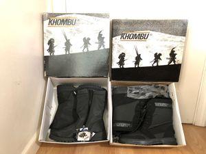 Women's KHOMBU Season 9 & Tamara Wo's 8 Boots for Sale in Milpitas, CA