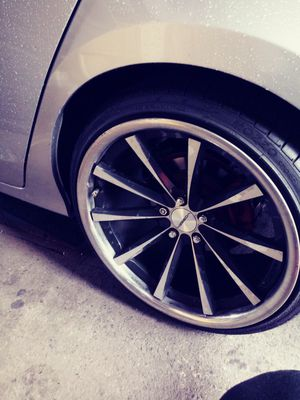 Wheels 20 for honda accord and. For toyota Camry for Sale for sale  Perth Amboy, NJ