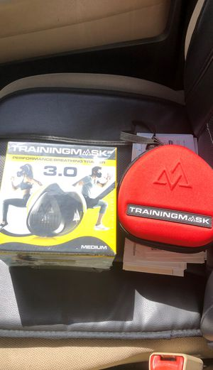 Brand new Training Mask 3.0 kit for sale. $50.00 for Sale in Redlands, CA