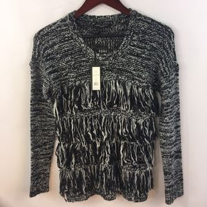 Romeo & Juliet Couture Sweater Fringe Pullover S for Sale in Agawam, MA