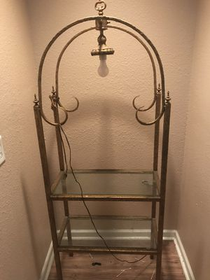 Antique glass shelf for Sale in Dickinson, TX