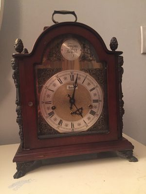 Rare Antique bulova tempus fugit mantel clock for Sale in Jacksonville, FL