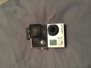 GoPro Hero 3+ with Protection Case for Sale in Fayetteville, AR