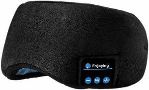 Sleep Headphones Bluetooth Eye Mask, Joseche Wireless Bluetooth 5.0 Headphones M for Sale in Los Angeles, CA