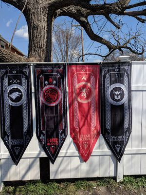 Game of Thrones Banners for Sale in Harrisonburg, VA