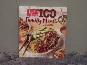 Taste of Home Family Meals Cookbook for Sale in Kasson, WV