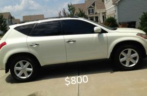 NO ACCIDENTS Nissan Murano 2003 for Sale in St. Louis, MO