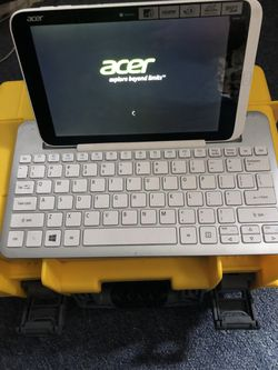 Acer Iconia tablet for Sale in Garden Grove,  CA