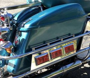 Harley Davidson FLH Shovelhead saddle bags for Sale in Los Angeles, CA