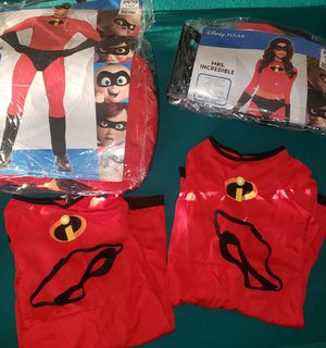 Incredibles Family costumes!! for Sale in Miramar, FL