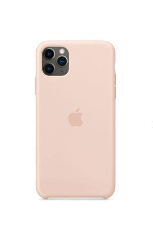 iPhone 11 Pro Max/11 Pro/Apple Silicone Case Pink for Sale in Santa Clarita, CA