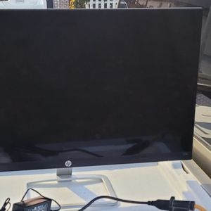 27 Inch Hp Monitor 4k for Sale in Modesto, CA