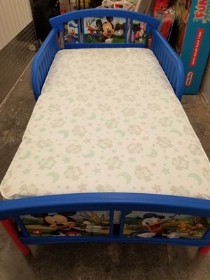 Brand new toddler bed Mickey mouse for Sale in Jacksonville, FL