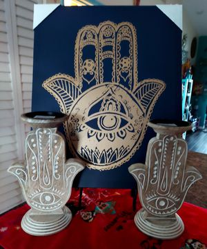 Hamsa Hand - The Hand of God Protective Sign. $20 Each for Sale in Boca Raton, FL