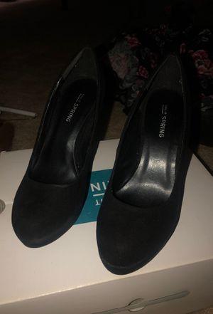Black heels for Sale in Alexandria, VA