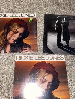 Rickie Lee Jones Vinyl Records for Sale in Diamond Bar,  CA