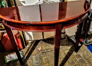 Cherry Wood Table for Sale in Tampa, FL